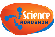 Science Roadshow logo